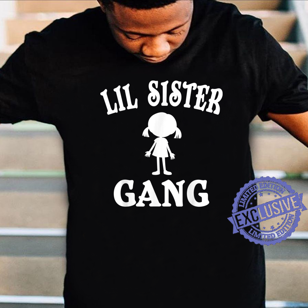 Lil Sister Apparel Awesome Sisters Design Shirt