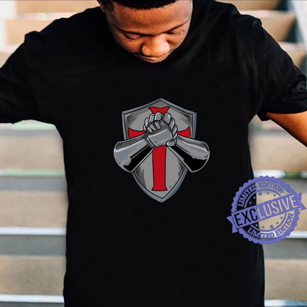 Medieval Knights Templar Shirt
