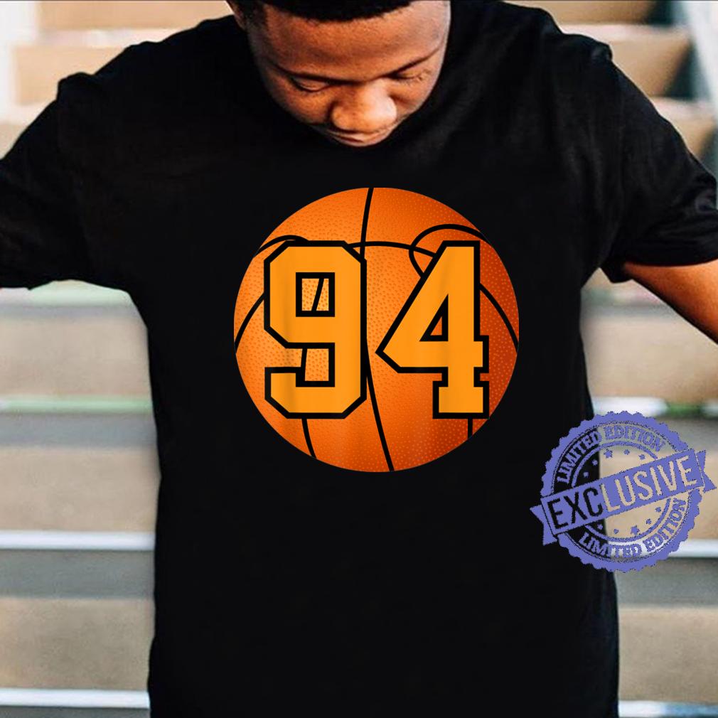 Number 94 Shirt