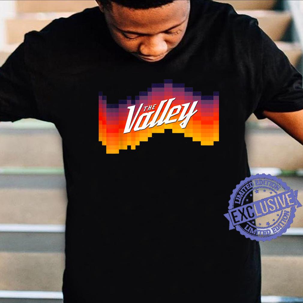PHOENIXS SUN THE VALLEYCITY JERSEY Shirt
