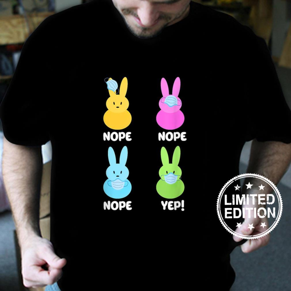 Quarantined With My Peeps Easter 2021 Shirt