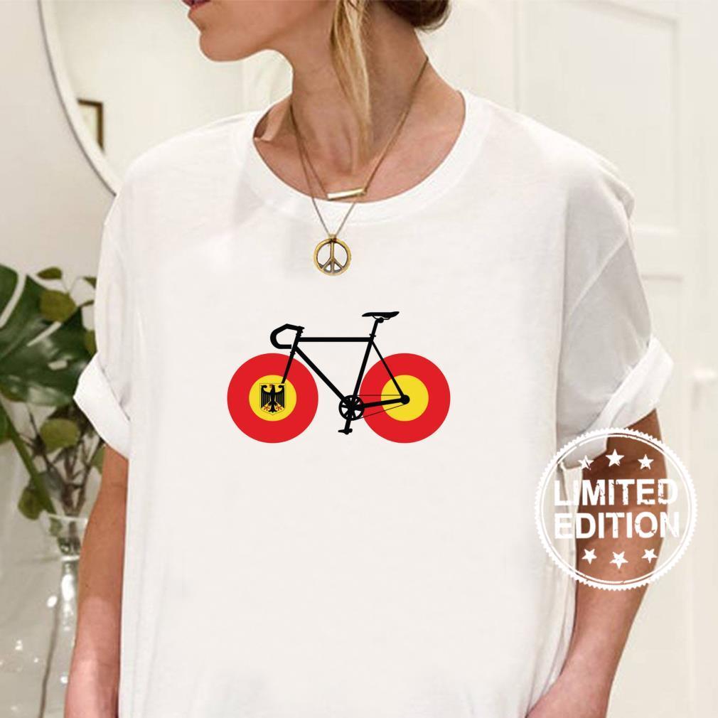 Ride Germany Cycling – inspiriert von deutschem Rennrad Shirt
