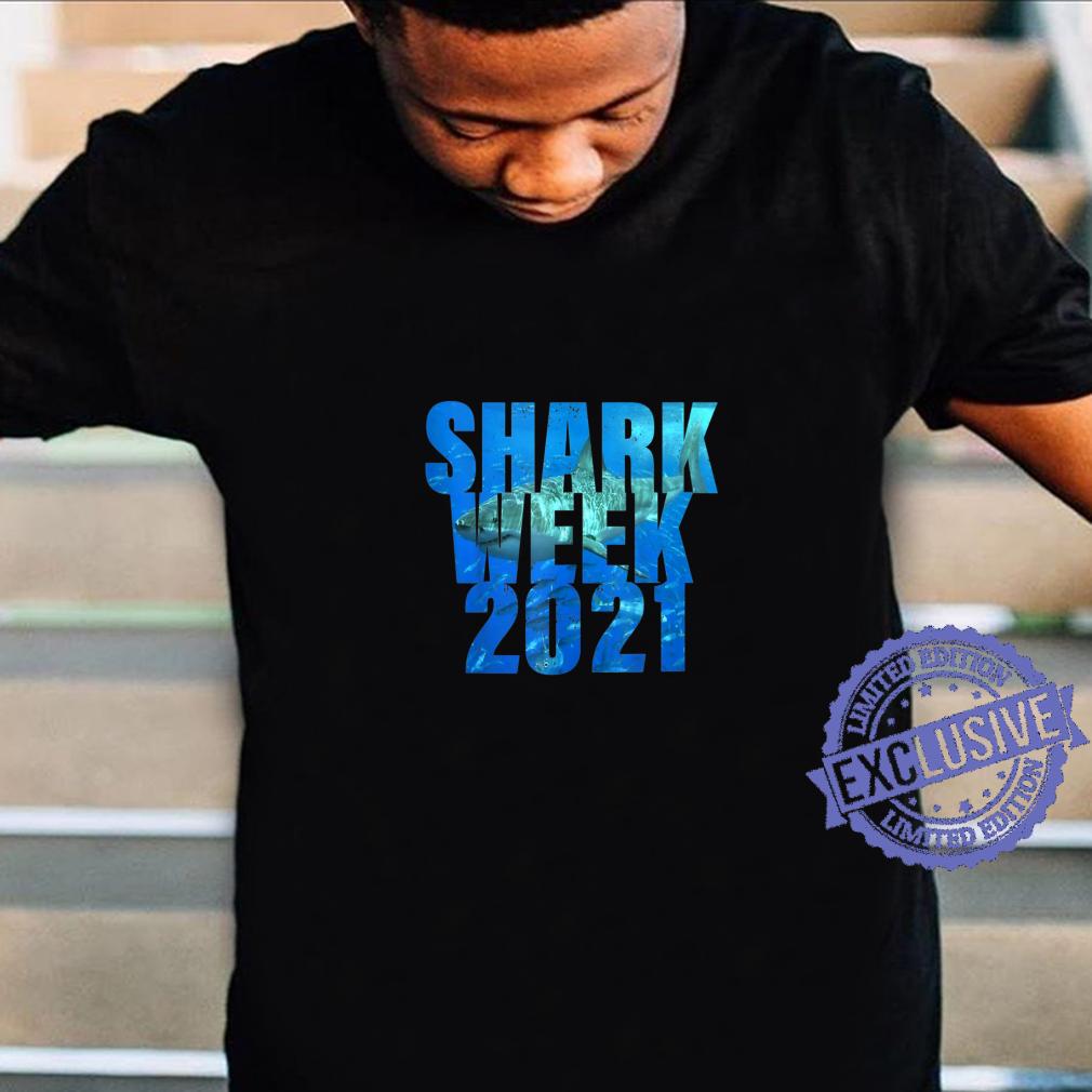Shark 2021 WeekWomens Passion for Sharks Shirt