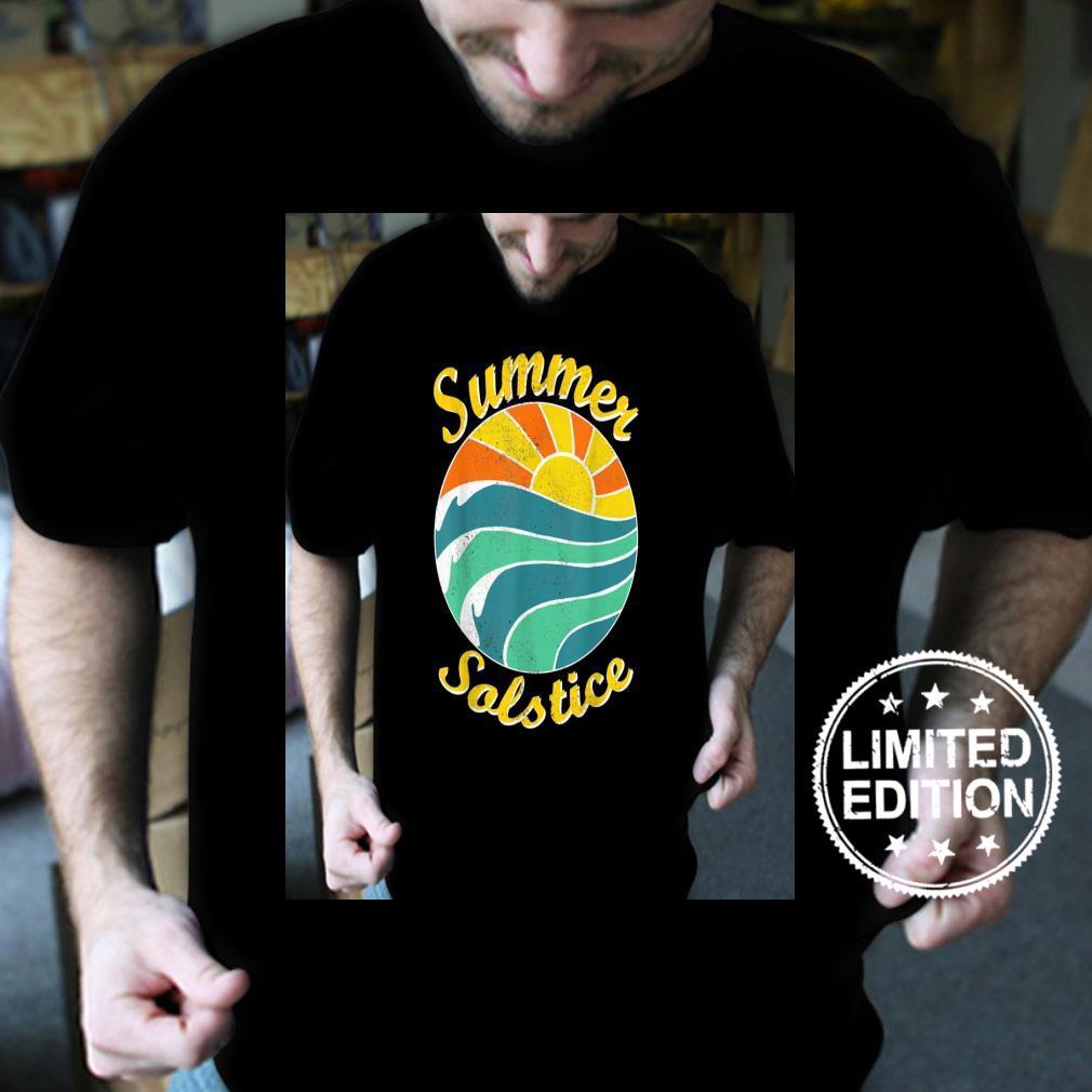 Summer solstice Midsommar Festival Gidt Idea Shirt