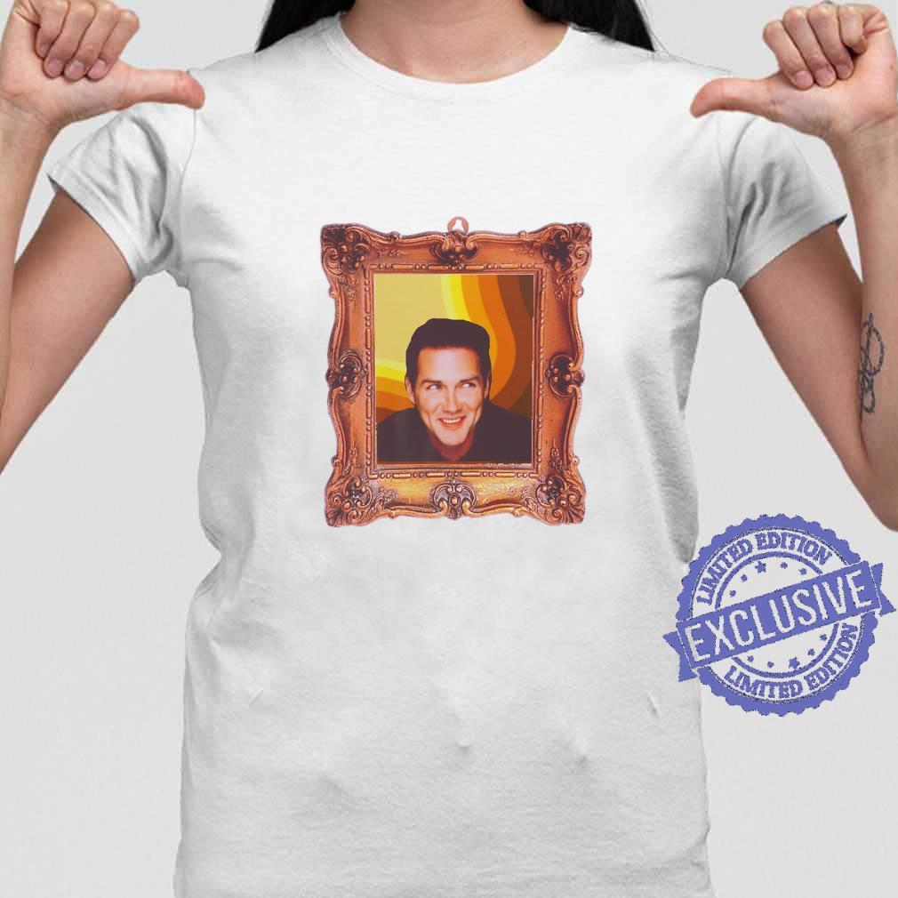 Tribute to Norm McDonald Shirt ladies tee
