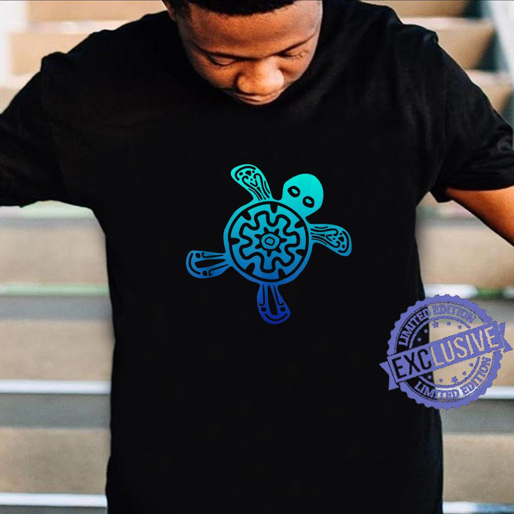 Turtle Symbol Culture, Haka Kia Ora Dance New Zealand Shirt