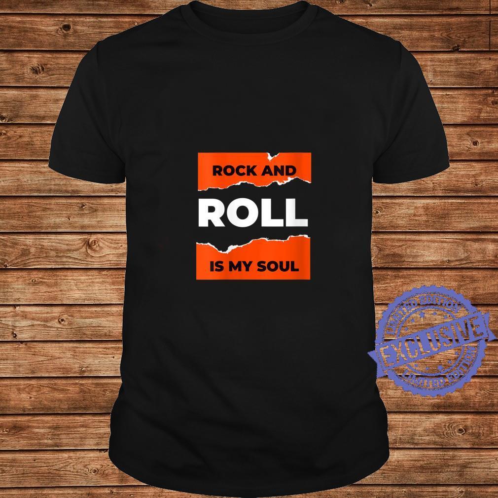 Womens I Love Rock & Roll, Cool Rock & Roll Shirt, Rock N' Roll Shirt long sleeved