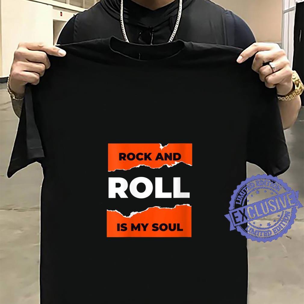 Womens I Love Rock & Roll, Cool Rock & Roll Shirt, Rock N' Roll Shirt sweater
