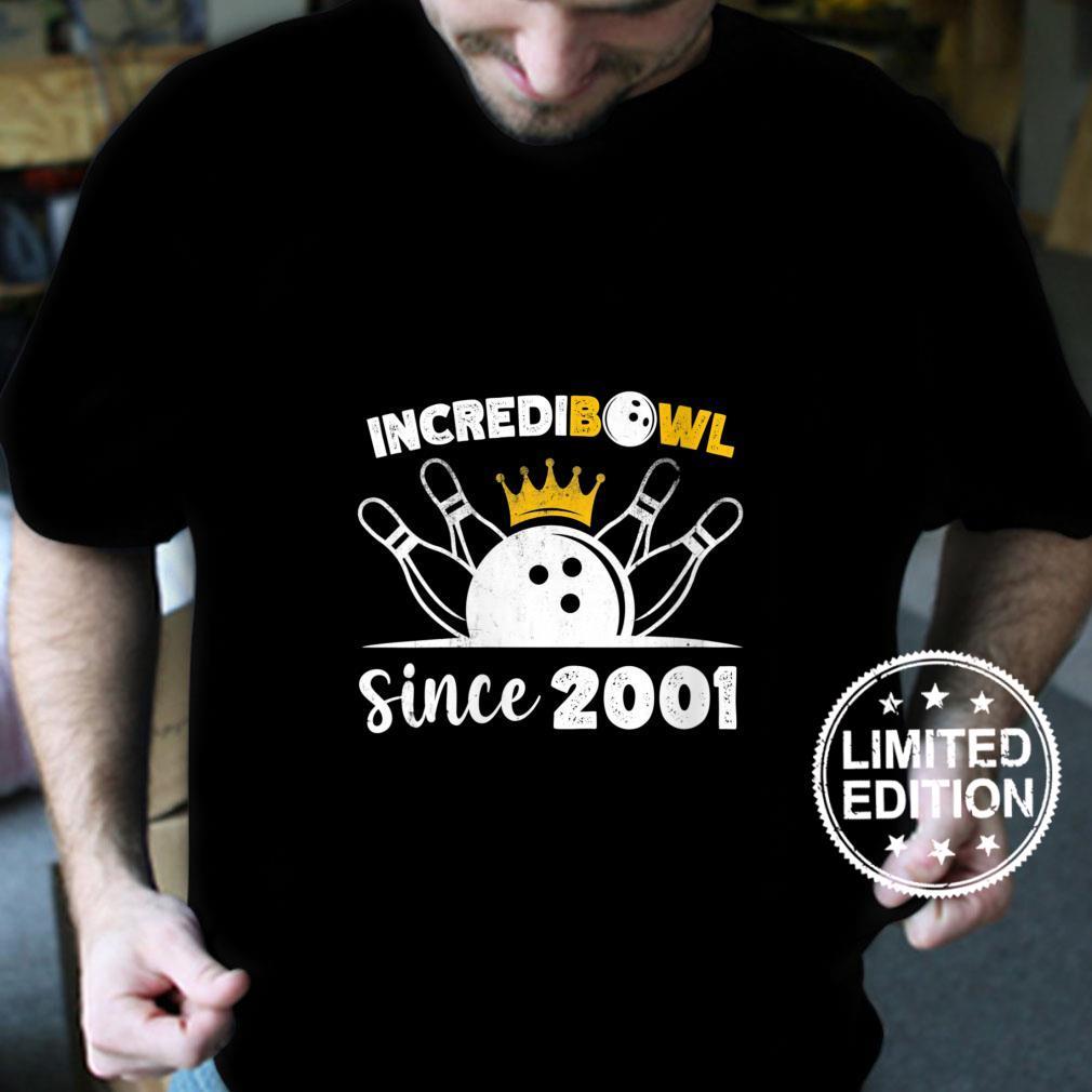 Womens Incredibowl since bowling king queen birthday Shirt