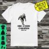 Bigfoot Hide And Seek Champion shirt