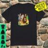 Brick Road Emerald City of Oz Tin Man Lion Scarecrow Dorothy Pullover Shirt