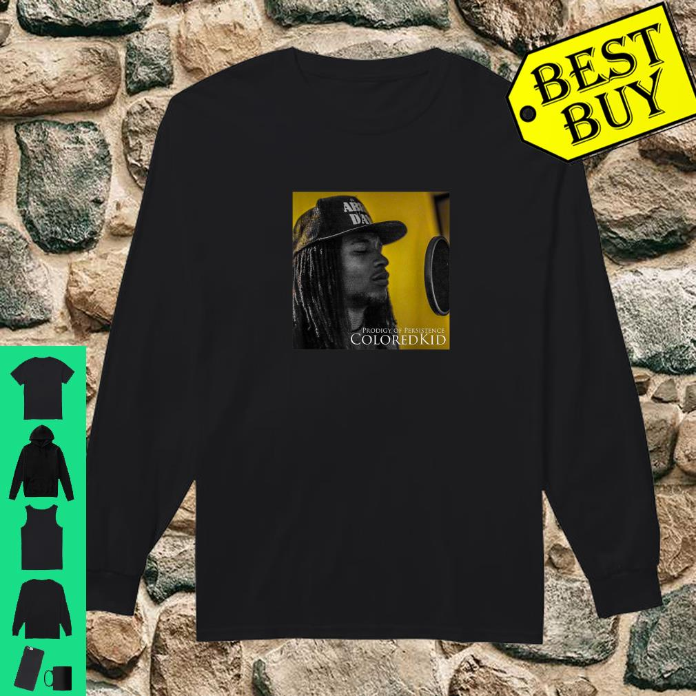 ColoredKid Prodigy of Persistence Shirt long sleeved