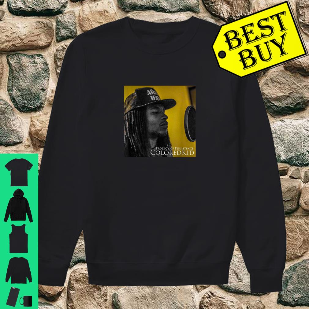 ColoredKid Prodigy of Persistence Shirt sweater