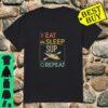 Eat Sleep SUP Repeat Shirt