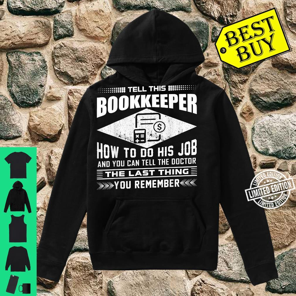 Funny Tell This Butcher How To Do His Job Apparel Shirt hoodie