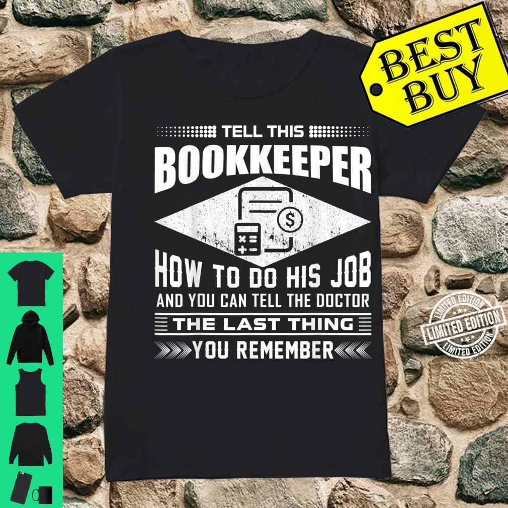 Funny Tell This Butcher How To Do His Job Apparel Shirt ladies tee
