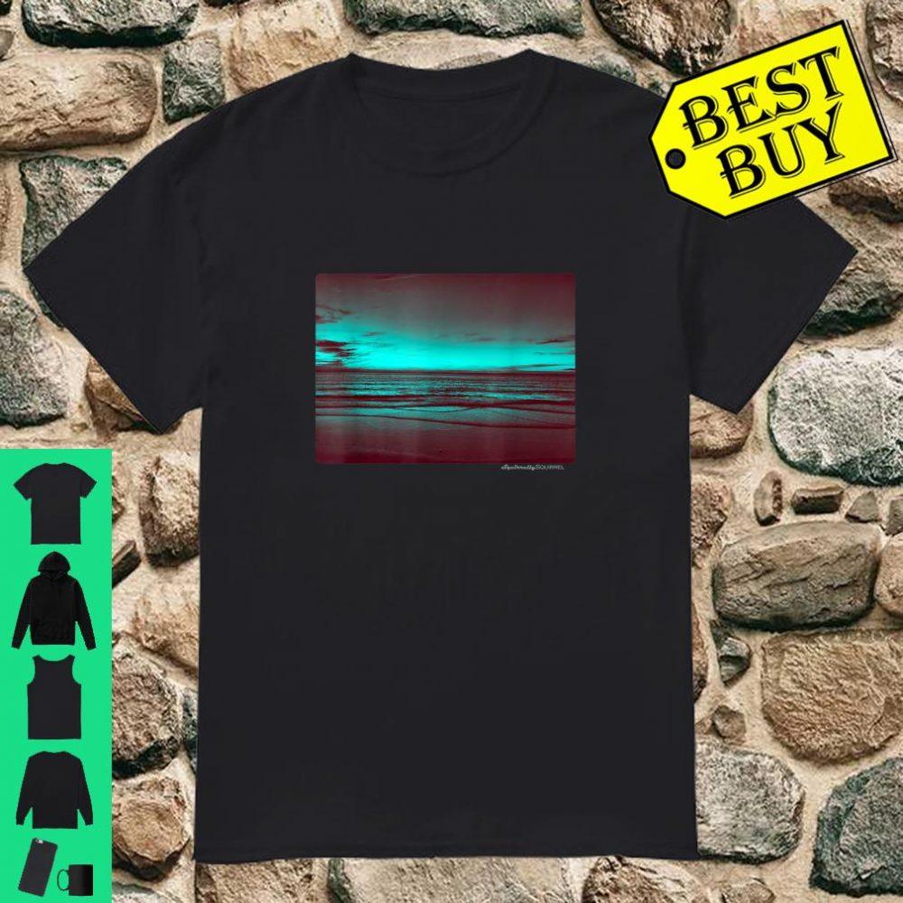 Glowing Ocean Shirt