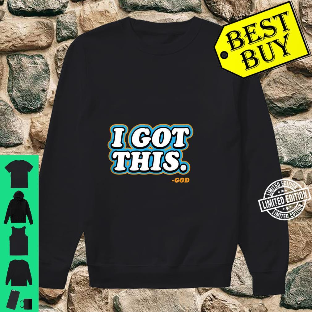 I Got This God Quote Bible Verse Christmas Multi Shirt sweater