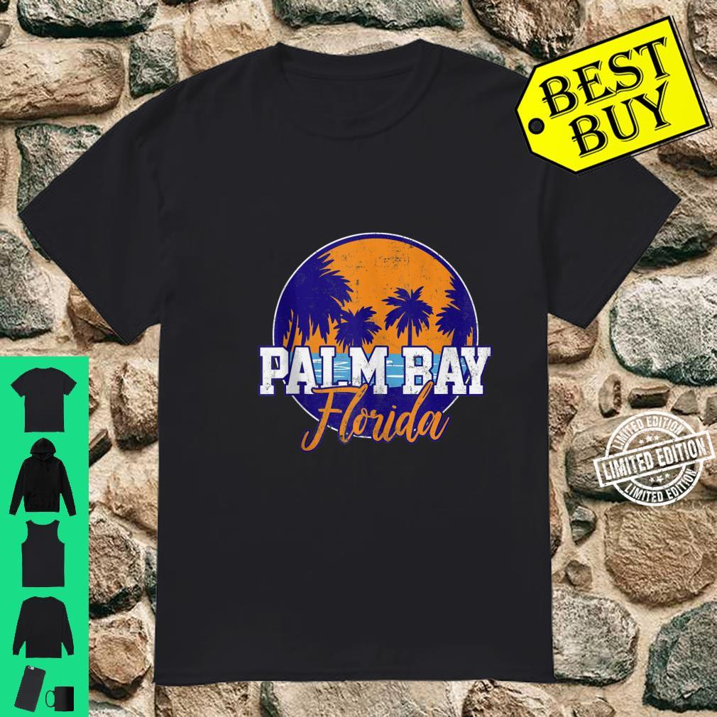 Palm Bay Florida Shirt