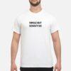 SWOLE BUT SENSITIVE Gym shirt