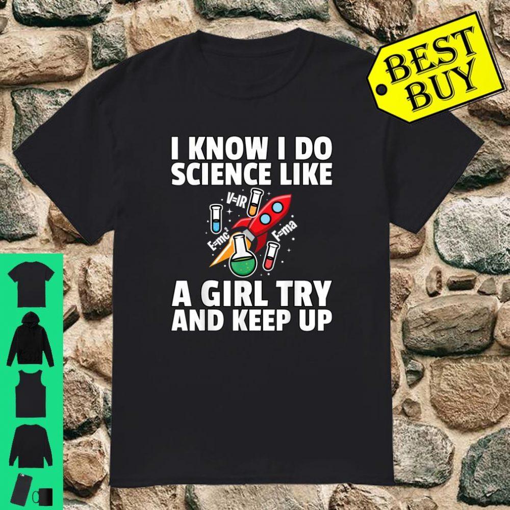 Science For Teacher Chemist Scientist Shirt