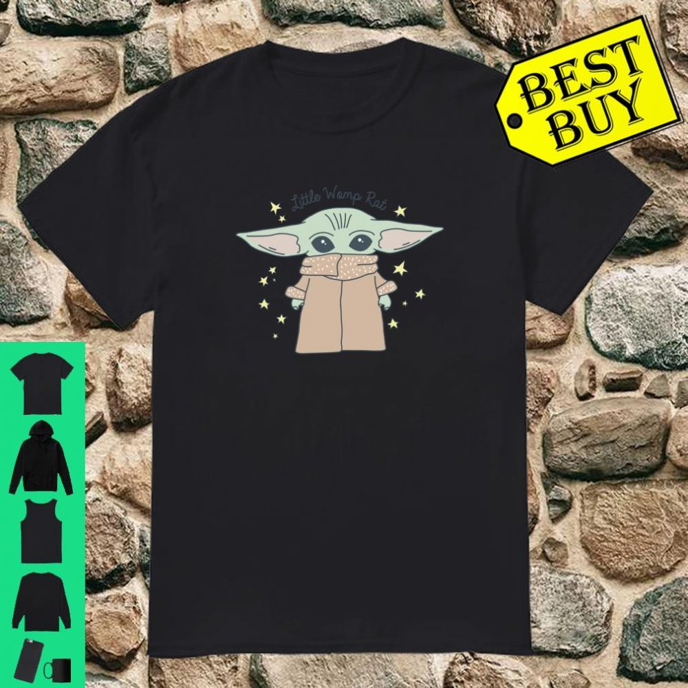 Official Star Wars Baby Yoda The Mandalorian The Child Little Womp Rat Shirt Hoodie Tank Top And Sweater Komodo (womp rat x dankitty swanks). star wars baby yoda the mandalorian