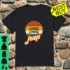 Vintage Jeeps Retro 70s Sunset Off Road shirt