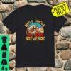Vintage Retro Best Uncle Ever shirt