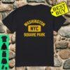 Washington Square Park NYC Shirt