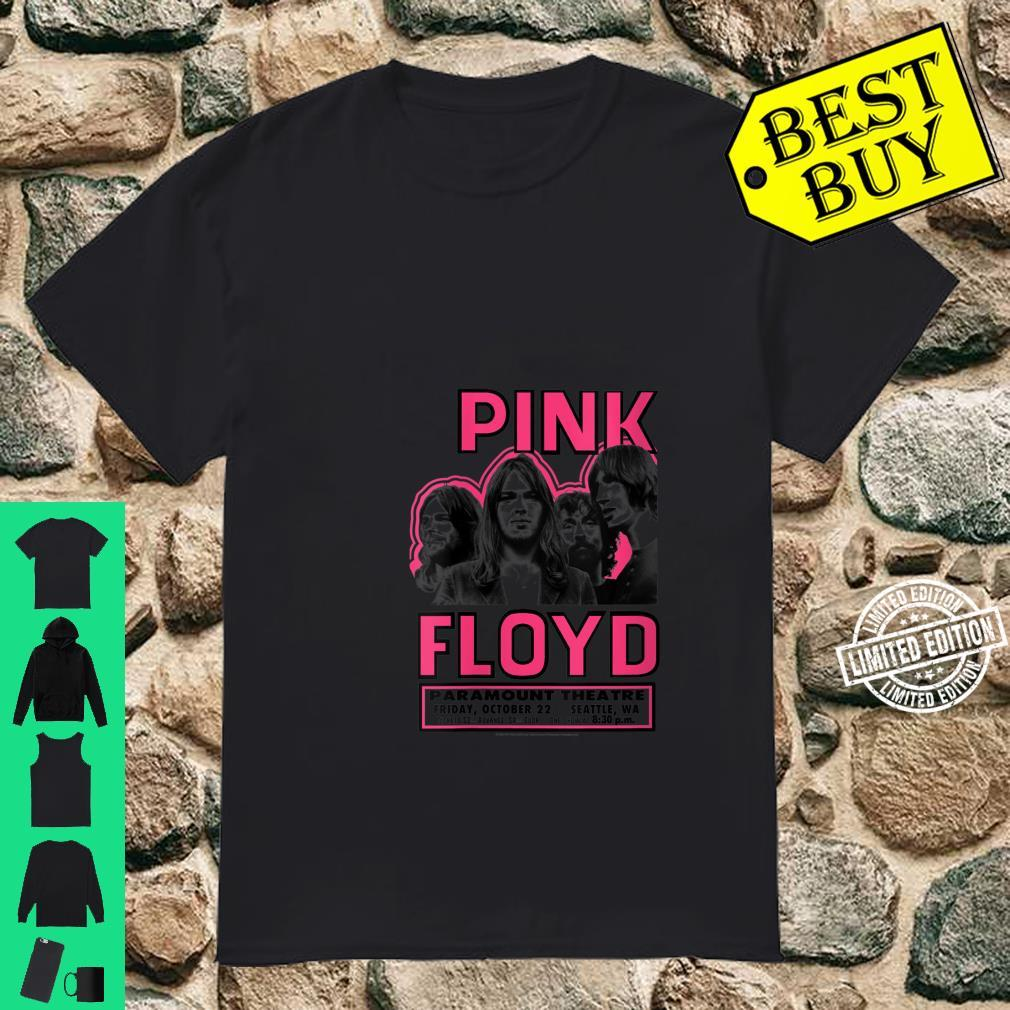 Womens Pink Floyd Live at The Paramount Shirt
