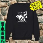 Youngstown Ohio Graffiti State Location shirt sweater